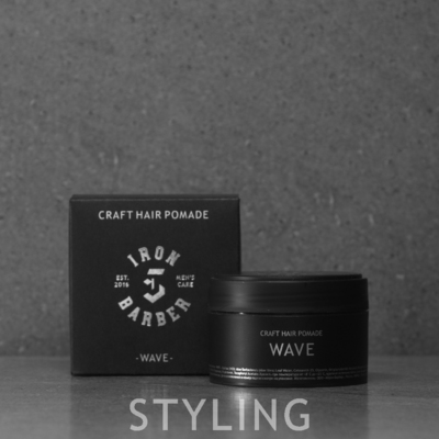 Hair pomade Wave