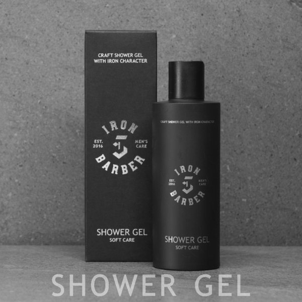 Shower gel Soft care